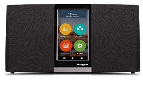 radio wifi de la marca Sungale