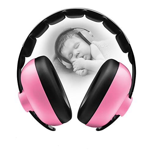 BBTKCARE Baby Headphones Noise Cancelling Headphones for Babies for 3 Months to...