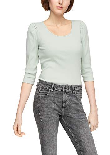 Q/S designed by - s.Oliver Damen 510.10.103.12.130.2060770 T-Shirt, mint, XS