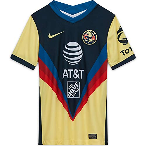 Nike Club America Home Jersey 20/21- Youth Medium