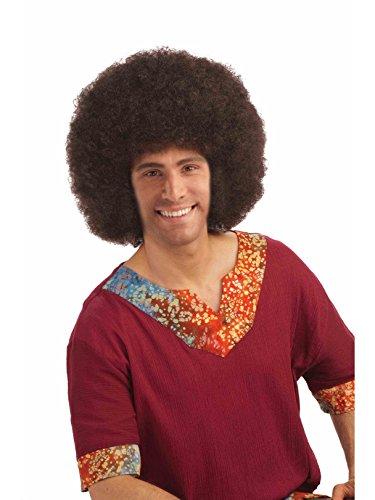 Forum Novelties Clown Jumbo Afro Wig in Brown