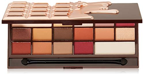 Makeup Revolution Lidschatten Palette I Heart Makeup Chocolate Elixir