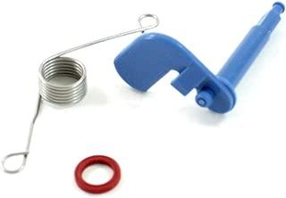 166630 Bosch Dishwasher Detergent Cup Latch (with Spring)