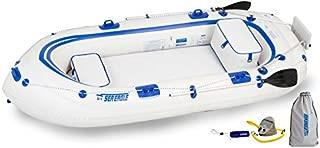 Sea Eagle SE9 Inflatable Motormount Boat Fisherman's Dream Package