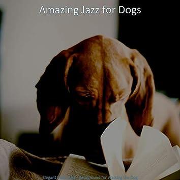 Elegant Piano Jazz - Background for Walking the Dog