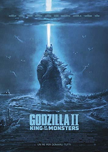 Godzilla - King Of The Monsters [Italia] [Blu-ray]