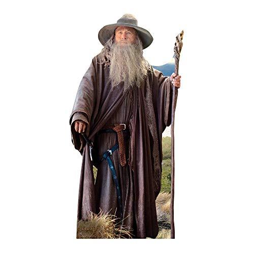 Figura de mago, reproducción Gandalf el Gris.