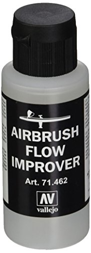 Vallejo Airbrush Fließverbesserer 60 ml Farbset