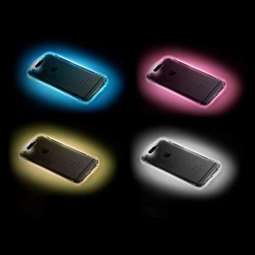 Need That Original iPhone LED Handy-Hülle für unterschiedliche Modelle erhältlich (iPhone 8 Plus, Transparent)