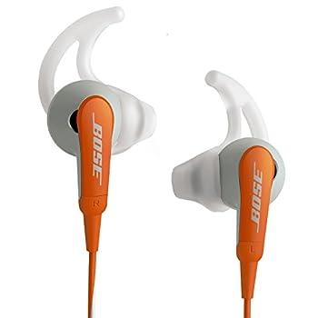 Bose SoundSport In-Ear Headphones for iOS Models Orange