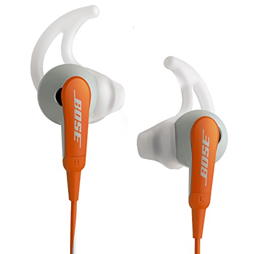 Bose SoundSport Cuffie In-Ear per dispositivi Apple, Arancione