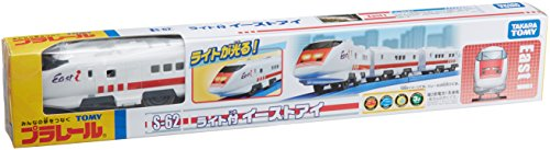 S-62 East Eye With Light (Tomica PlaRail Model Train) [Toy] (japan import)