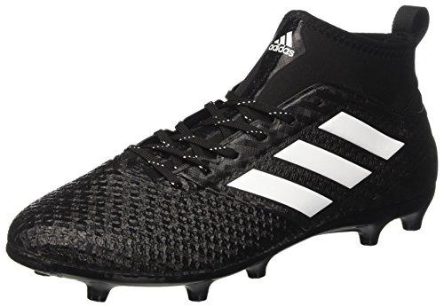adidas Herren Ace 17.3 Primemesh FG Fußballschuhe, Schwarz (Core Black/FTWR White/Night Metallic), 42 EU