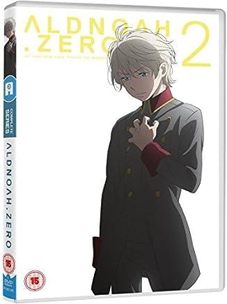 アルドノア・ゼロ 第2期 コンプリート DVD-BOX (全12話, 300分) ALDNOAH.ZERO Olympus Knights 虚淵玄 アニメ [DVD] [Import] [PAL, 再生環境をご確認ください]
