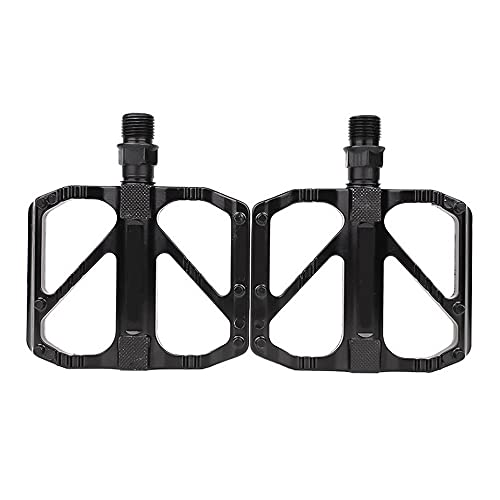 FXJJHXZP Aluminum Alloy 3 Bearings Pedal Bicycle Bike Pedal Anti-slip Black Footboard Bearing Quick Release Bike Accessories (Color : PD R27)