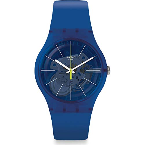 Reloj Swatch New Gent SUON142 Blue Sirup
