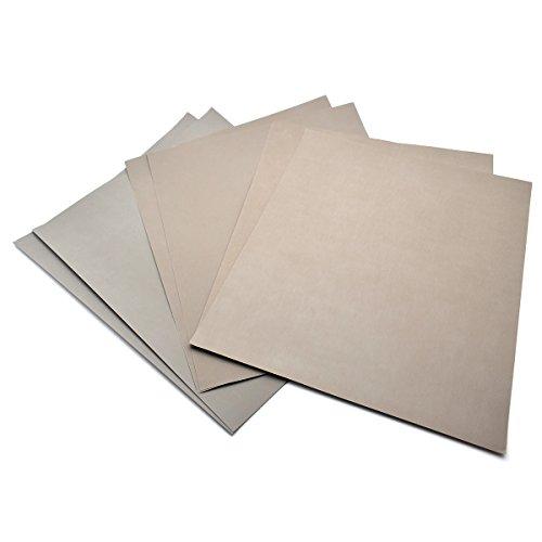 Preisvergleich Produktbild 230 x 280mm gemischt 2 Krner Pro 3000 / 5000 / 7000 Schleifpapier Trocken / Feucht Wasserdicht Papier Pack 6