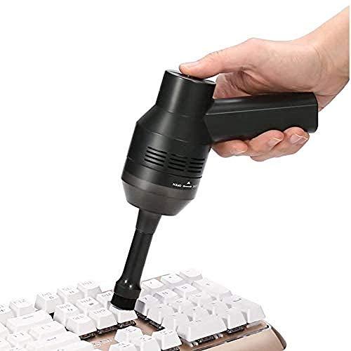 Tpdch Keyboard Mini Cleaner, Oplaadbare Mini Stofzuiger Draadloze Stofzuiger Bureau Stofzuiger, Beste Cleaner Voor het reinigen van stof, Haren, Kruimels, Scraps