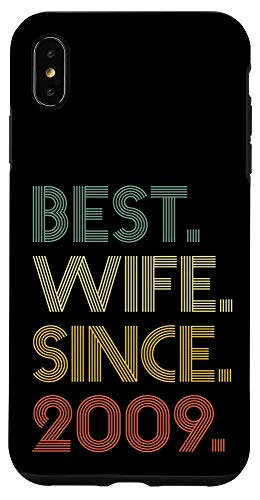 Wedding Anniversary Gifts Best Wife Since 2009 Iphone X Xs 11th Wedding Anniversary Gift Best Wife Since 2009 Gift Case From Amazon Daily Mail