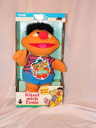 Kitzel Mich Ernie, Tyco, Sesamstraße, 40 cm