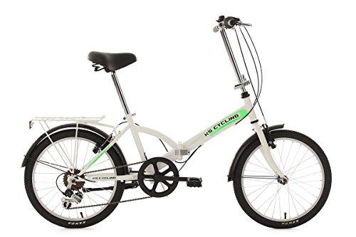 KS Cycling Vélo Pliant
