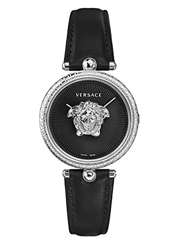 Versace Palazzo VECQ010 20 - Reloj de pulsera para mujer (34 mm)