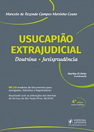 Usucapiao Extrajudicial - 04ed/21