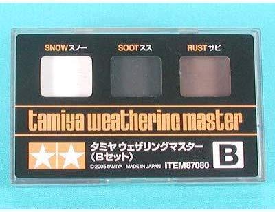 ウェザリングマスターB スノー・スス・サビ 87080