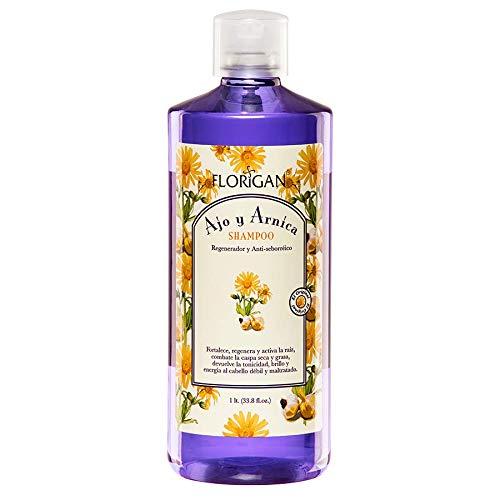 Shampoo Cabello Sano marca FLORIGAN