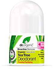 Dr.Organic Tea Tree Deodorante, 50ml