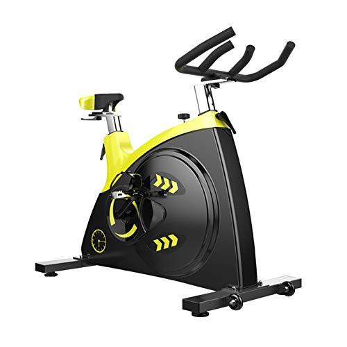 BZLLW Bicicletas estáticas de spinning, Bicicletas de ejercicios, bicicletas deportivas para interiores, bicicleta estacionaria, bicicletas de ciclo para ejercicio, entrenamiento cardio, bicicletas es