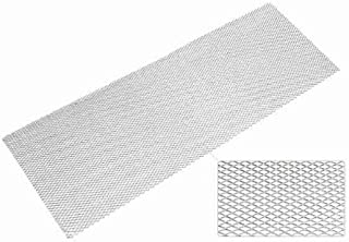 SCHLAGWERK TECHNIX Race Mesh Material: Aluminium EVORG2(AL3030) Diameter: 6x 12mm, size: 135x 30cm Weight: 400g/ANODISED SILVER
