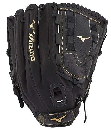 Mizuno GPM1255 Premier Series Slowpitch Softball Gloves, 12.5