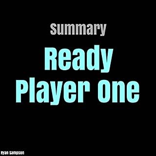 Summary: Ready Player One audiobook cover art