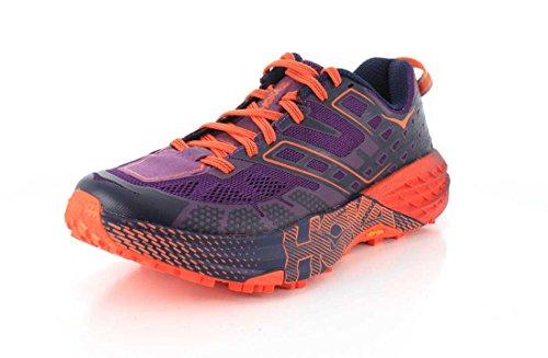 HOKA ONE ONE Chaussures de course Speedgoat 2 pour femme, (Prune/caban), 41 EU