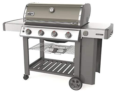 Weber Genesis® II E-410 GBS, Smoke Gray Gasgrill