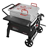 Best Gas Boilers - Creole Feast CFB1001A 90 qt. Crawfish Seafood Boiler Review