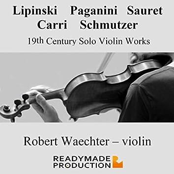 Lipinski - Paganini - Sauret