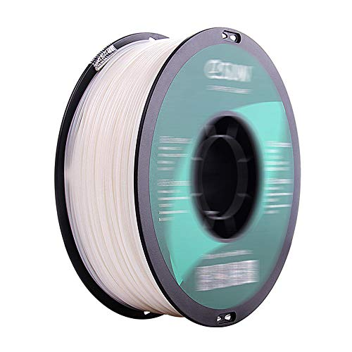 ABS filament 1.75mm, 3D printer filament, low odor, non-pungent ABS-white 3kg