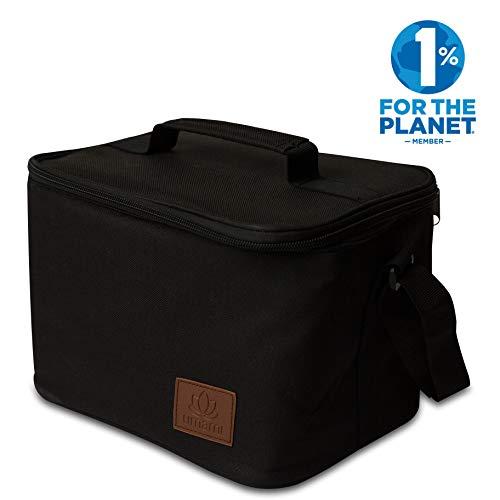 Portable Isolé Thermique Cooler Bag Lunch Time Sandwich boisson Cool sac de rangement