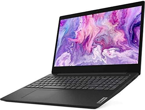 Lenovo IdeaPad 3 15'' Laptop, Intel Core i3 Processor, 4GB RAM, 128GB Storage, Windows 10S - Business Black