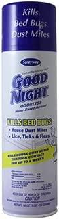 Sprayway SW003R Good Night Aerosol Spray, 16 oz