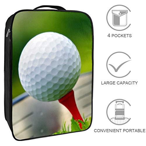 Bennigiry Reisetasche für Golfschläger und Bälle, tragbar, für Damen und Herren