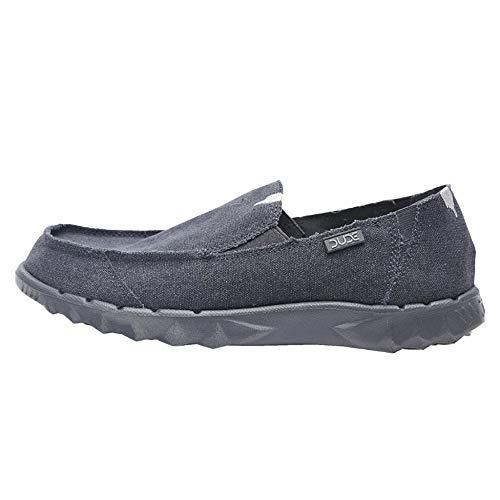 Dude Shoes Männer Es Farty Raugen Nacht Blau UK10 / EU44