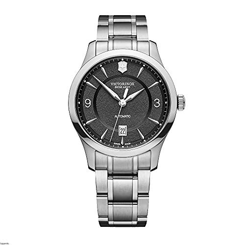 Victorinox Alliance Reloj para Hombre Analógico de Automático con Brazalete de Acero Inoxidable V241898