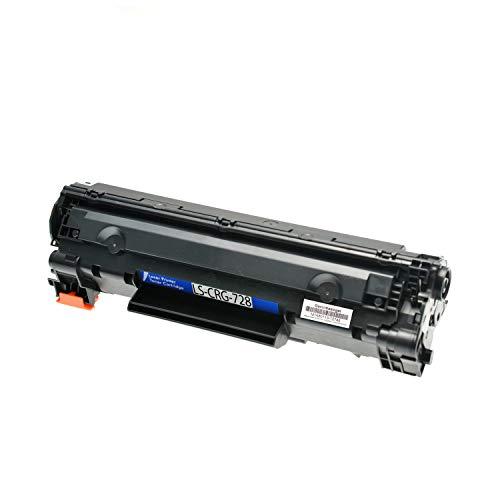 Toner kompatibel für Canon Cartridge 728 Fax L-150 170 410 MF-4400 4410 4430 4450 4500 4550 4570 4580 4700 4730 4750 4770 4780 4800 4820 4870 4880 4890 D DN DW N W - 3500B002 - Schwarz 2100 Seiten