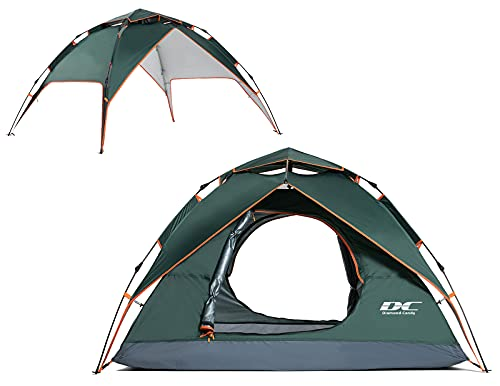 Diamond Candy Pop Up 2-3 Person Tent