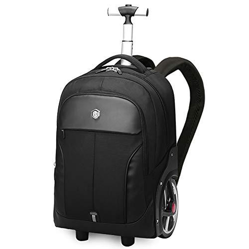 El bolso de viaje con ruedas grandes de negocios para hombres debe ser impermeable para reducir el peso