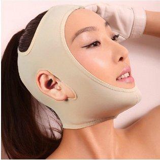 KOLIGHT Anti Wrinkle Face-lift Slimming Cheek Mask Lift V Face Line Slim up Belt Strap (full face -M)