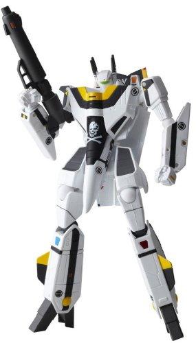 Macross Robotech Revoltech #083 Super Poseable Action Figure VF1S Valkyrie Do You Remember Love Version (japan import)
